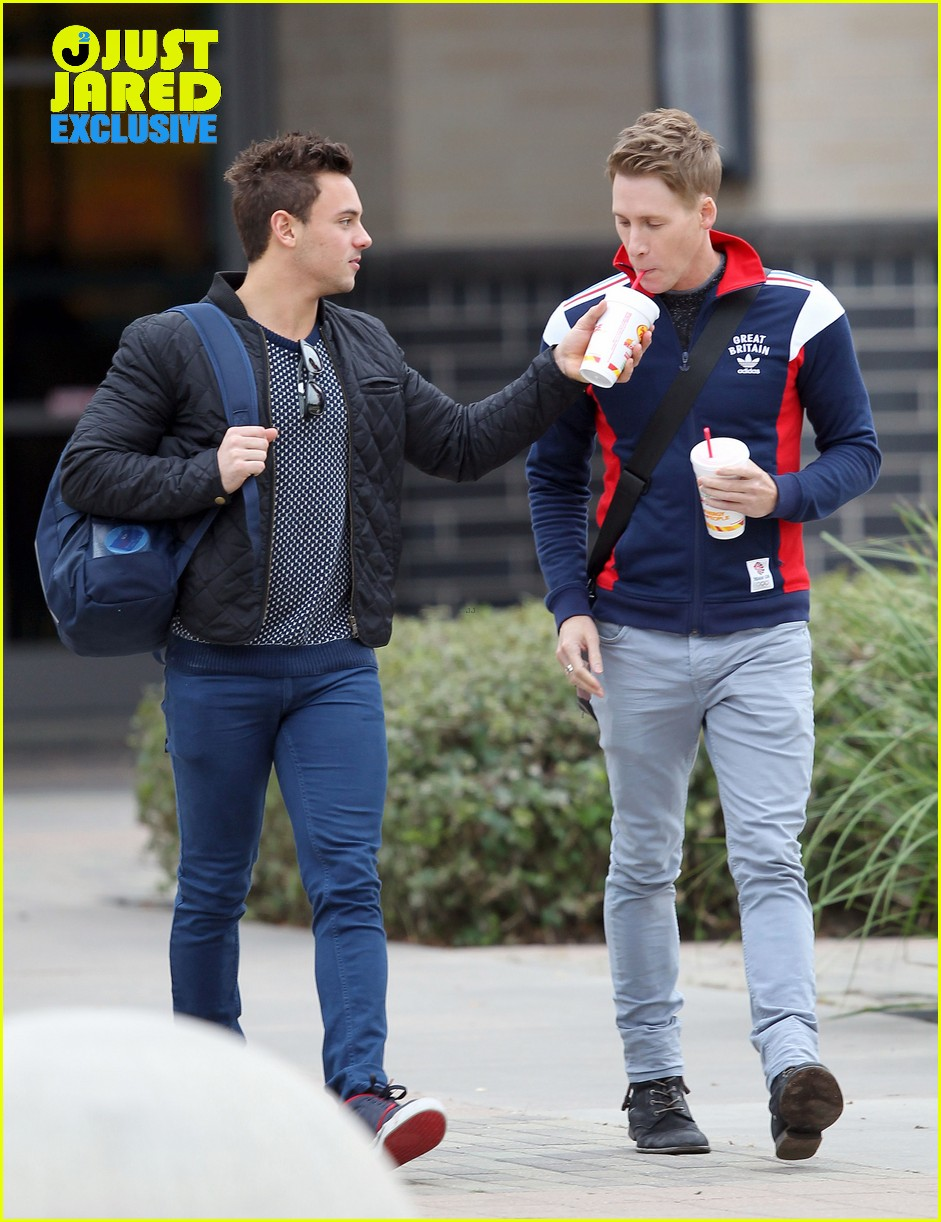 tom daley dustin lance black first couple photos exclusive 053010459
