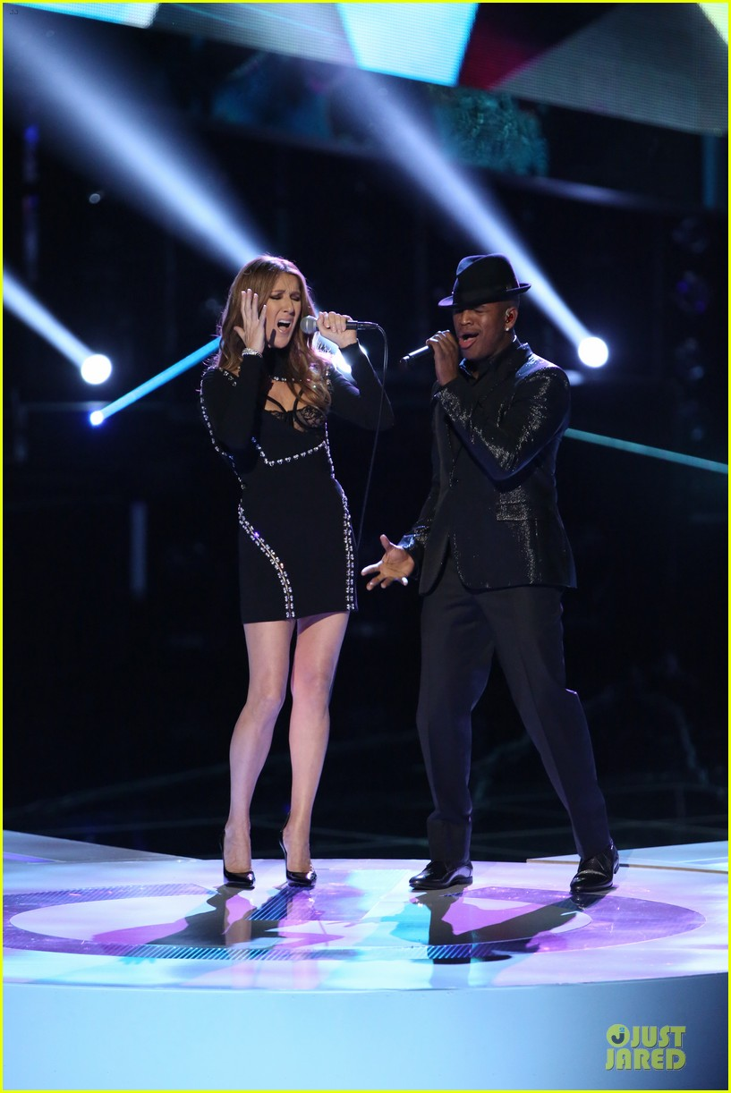 celine dion ne yo incredible performance on the voice video 02