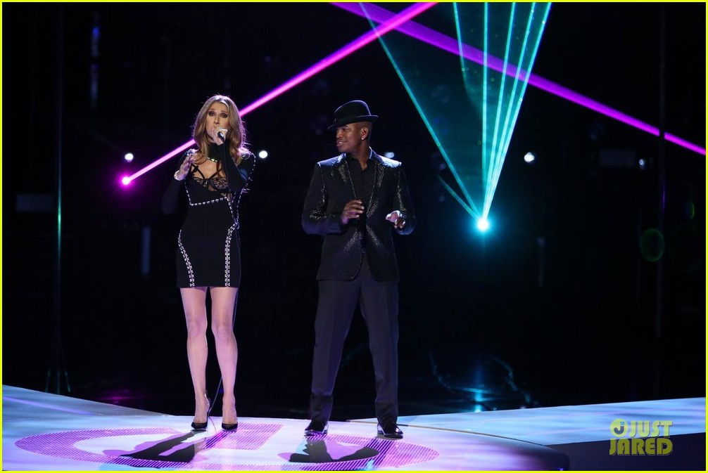 celine dion ne yo incredible performance on the voice video 03
