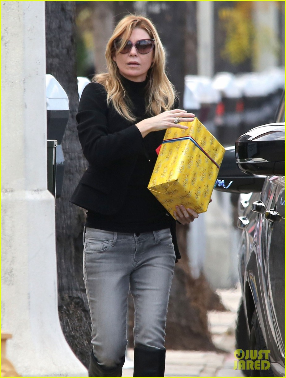 ellen pompeo my husband chris ivery has so much swag 233008383