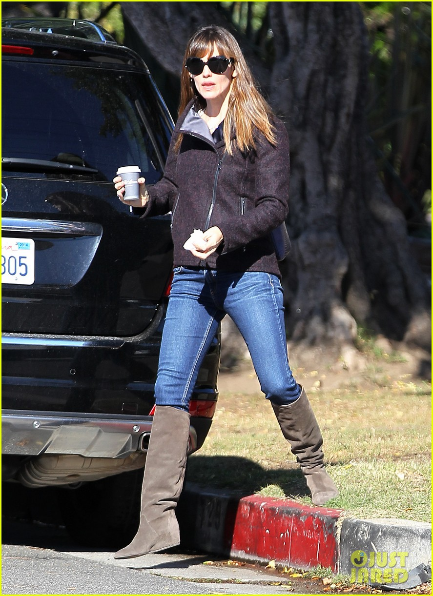 jennifer garner ben affleck wednesday morning breakfast 133009823