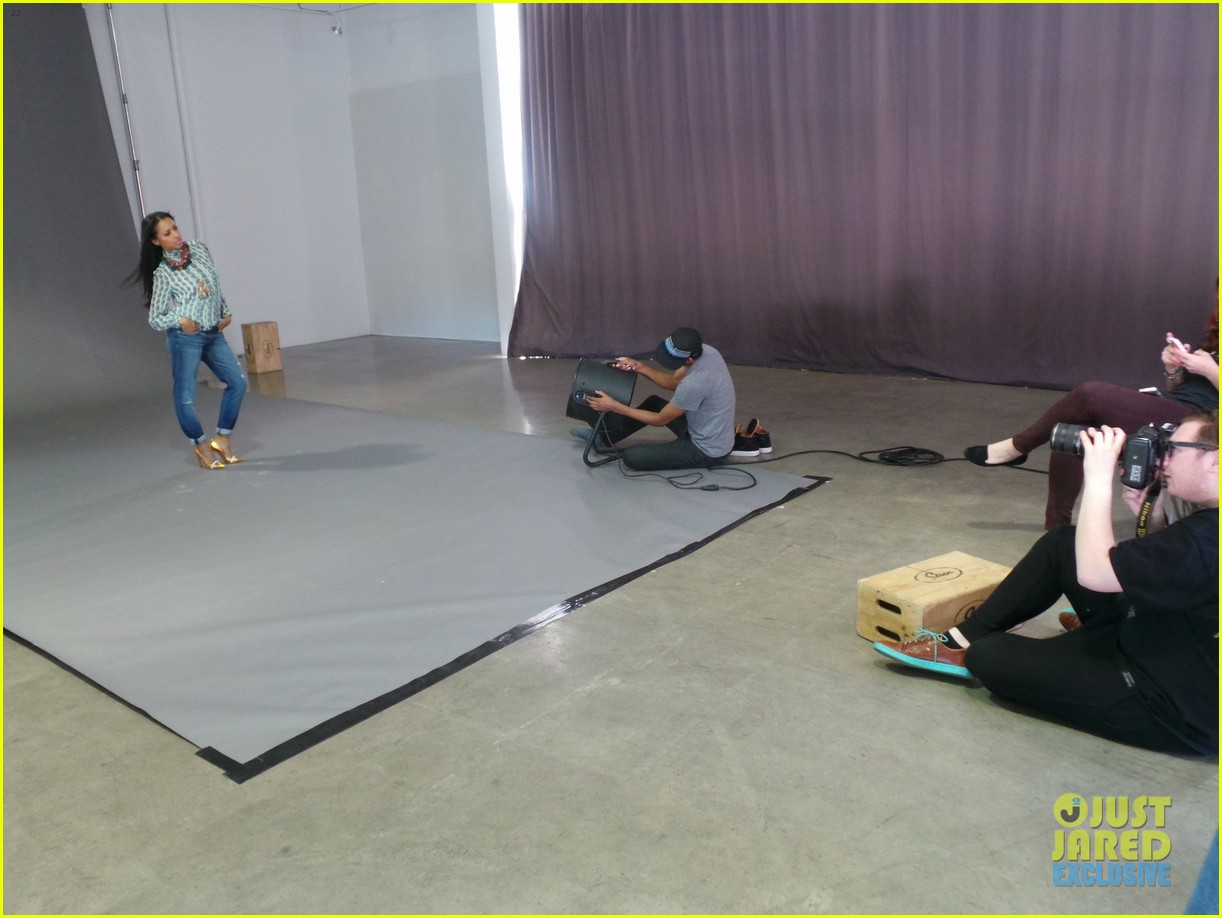 kat graham jj spotlight of the week behind the scenes pics 10