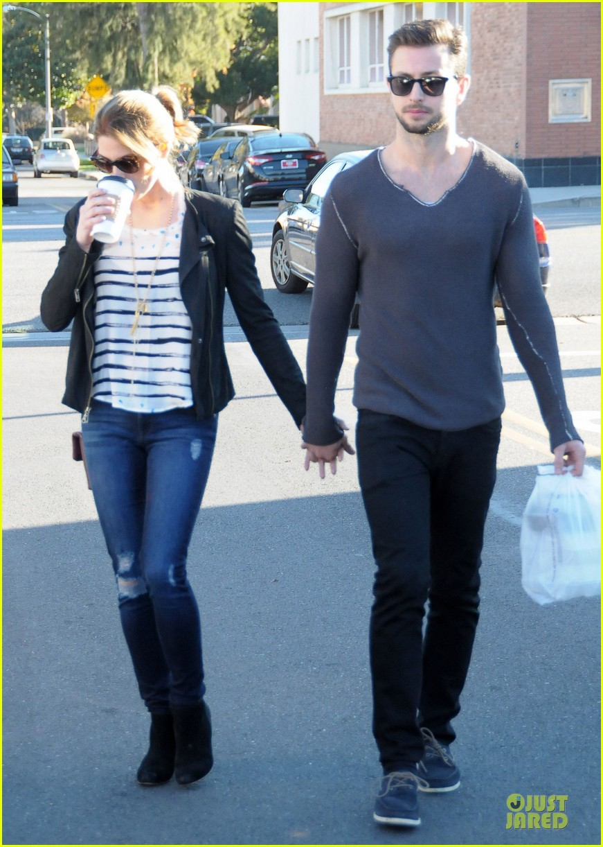 ashley greene paul khoury romancing the bean date 17
