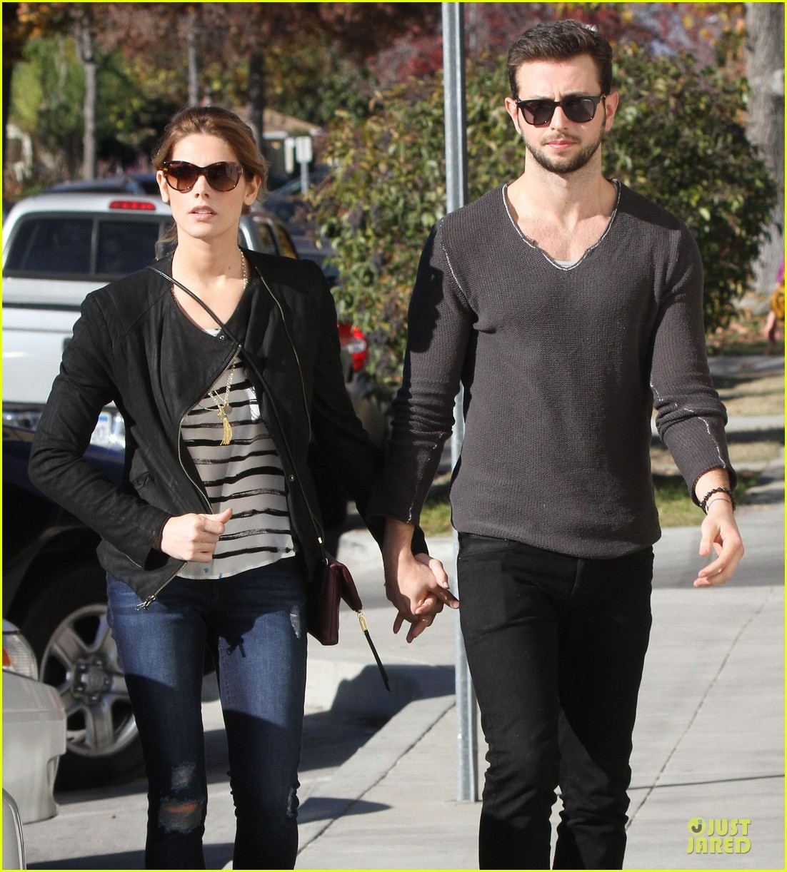 ashley greene paul khoury romancing the bean date 183012097