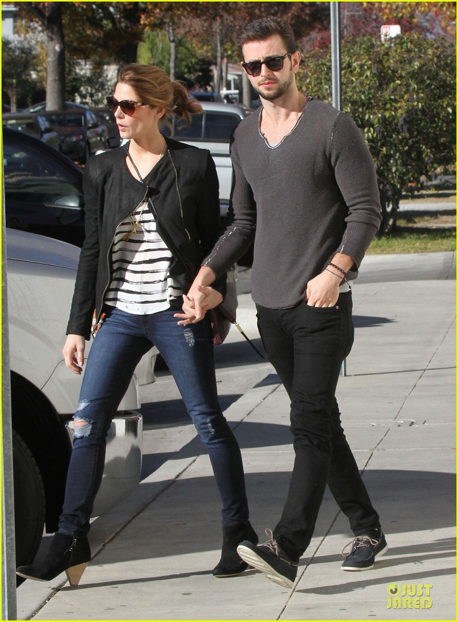 ashley greene paul khoury romancing the bean date 20