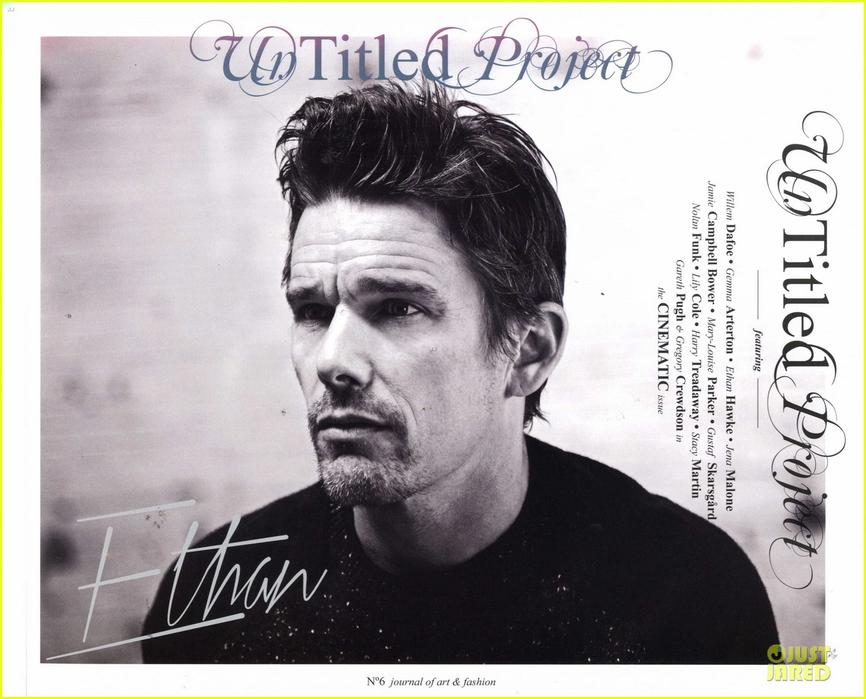 ethan hawke covers untitled project magazine 11