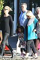 heidi klum sunday lunch with her parents kids 21