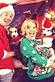 megan hilty reveals all of her awkward christmas photos 08