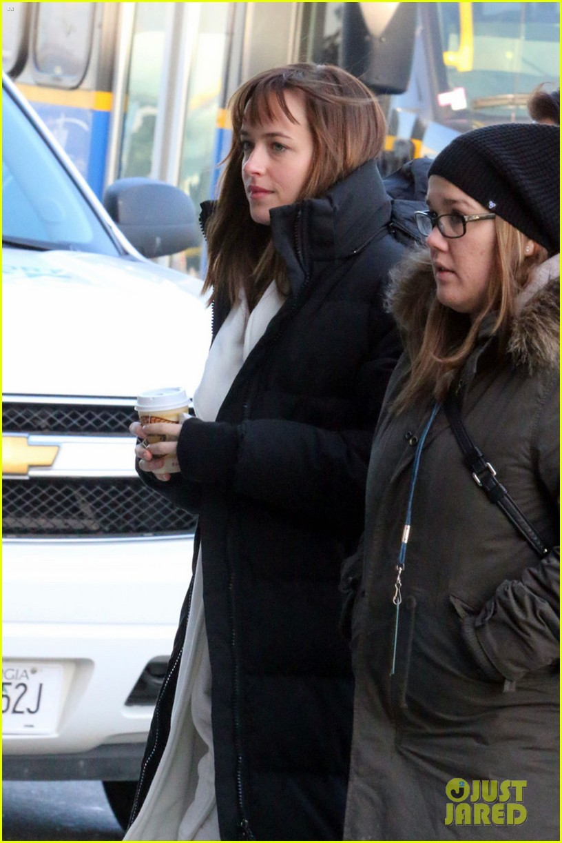 dakota johnson bundles up after filming fifty shades scene  04