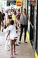angelina jolie goes book shopping with the kids in sydney 03