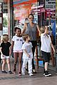 angelina jolie goes book shopping with the kids in sydney 05