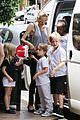 angelina jolie goes book shopping with the kids in sydney 07