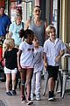 angelina jolie goes book shopping with the kids in sydney 11
