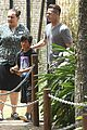 angelina jolie brad pitt visit the zoo with all six kids 06