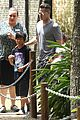 angelina jolie brad pitt visit the zoo with all six kids 07