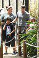 angelina jolie brad pitt visit the zoo with all six kids 08