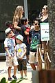 angelina jolie brad pitt visit the zoo with all six kids 64