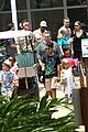 angelina jolie brad pitt visit the zoo with all six kids 66