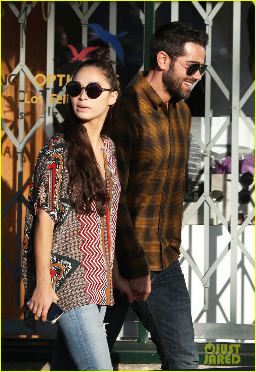 joe jonas jesse metcalfe lunch with their gals 21