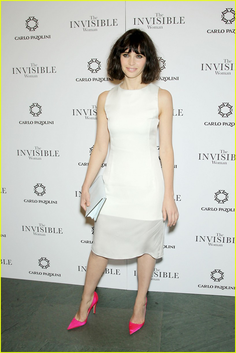 felicity jones ralph fiennes invisible woman nyc screening 133008810
