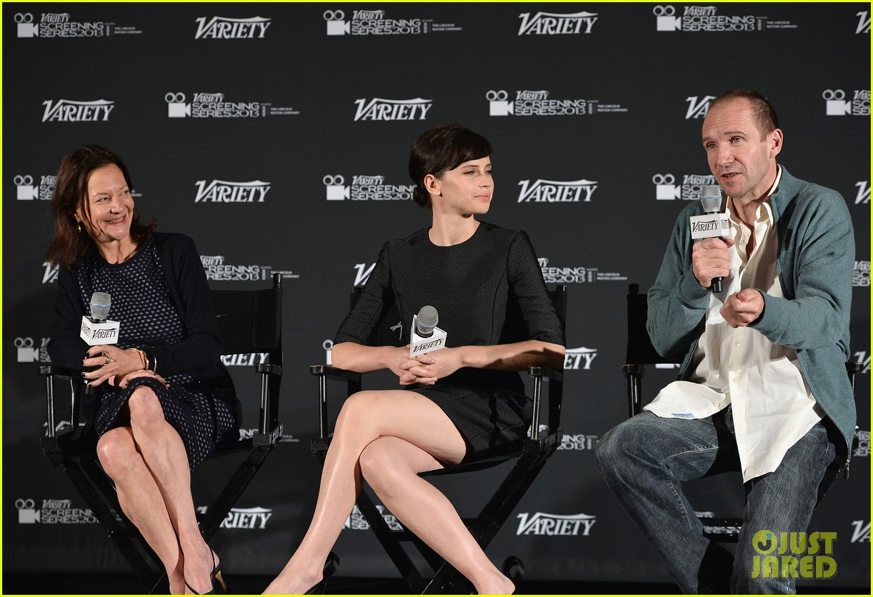 felicity jones invisible women variety screening 183004853