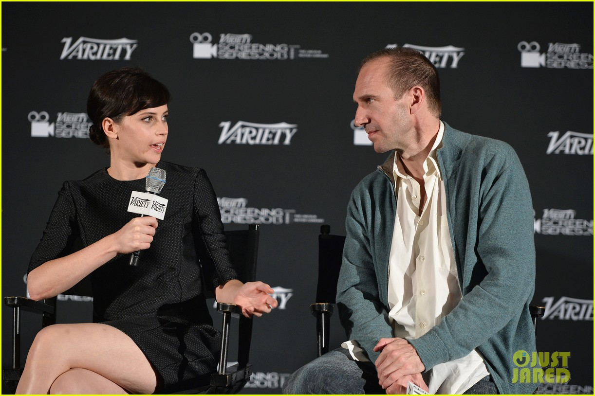 felicity jones invisible women variety screening 19