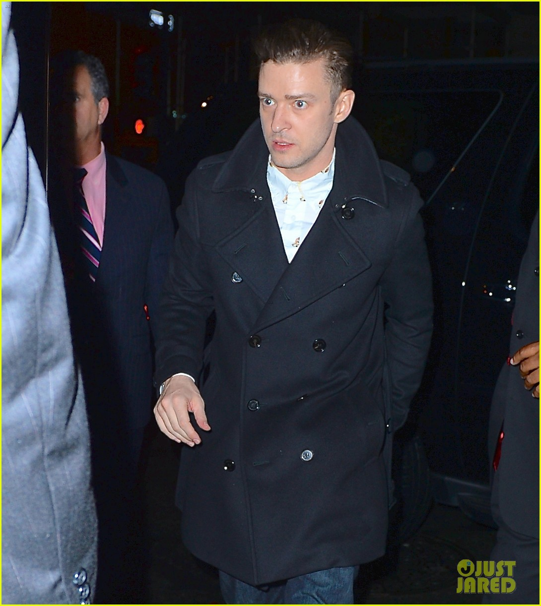 justin timberlake jimmy fallon snl after party paul mccartney 013016187