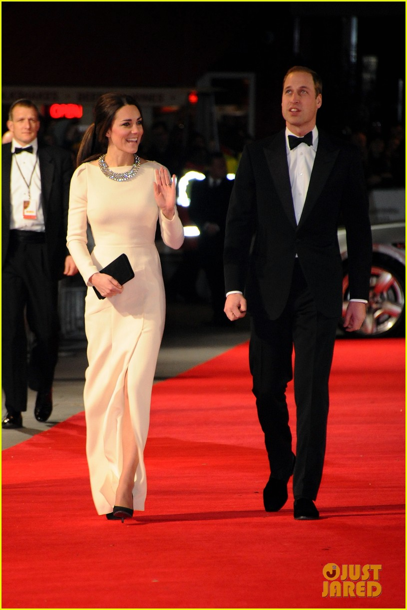 kate middleton prince william mandela uk premiere 13