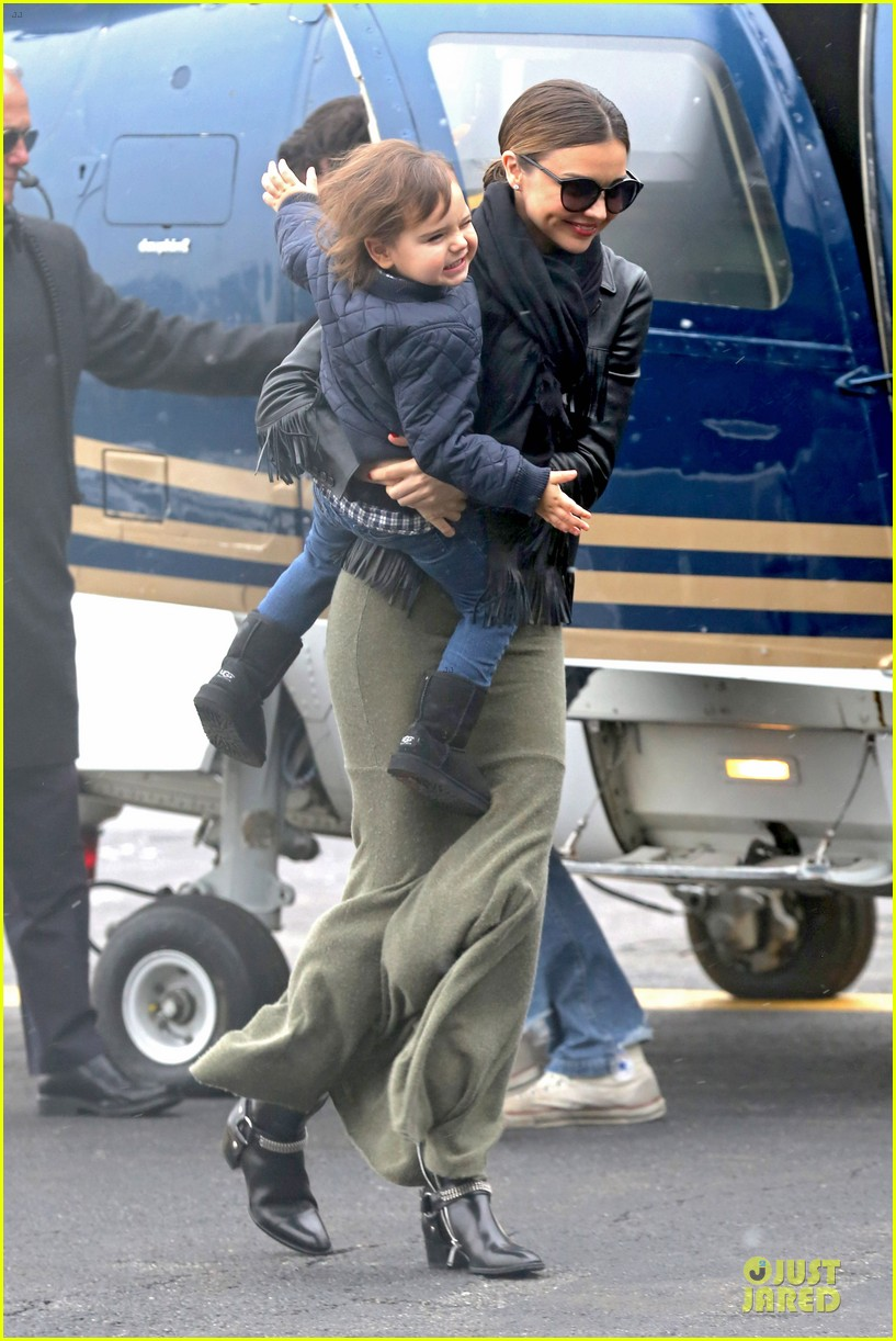 miranda kerr new years eve helicopter ride with flynn 22