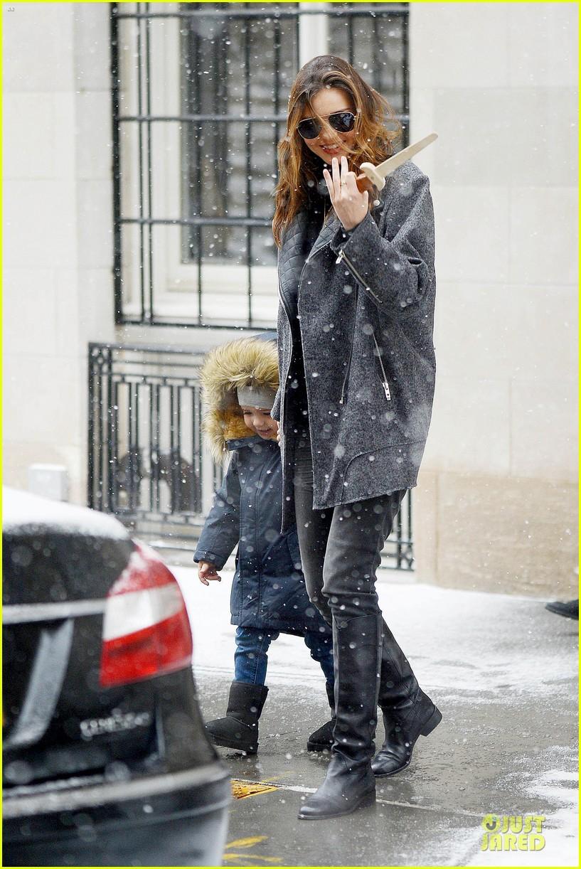 miranda kerr flynn snowy winter wonderland 03