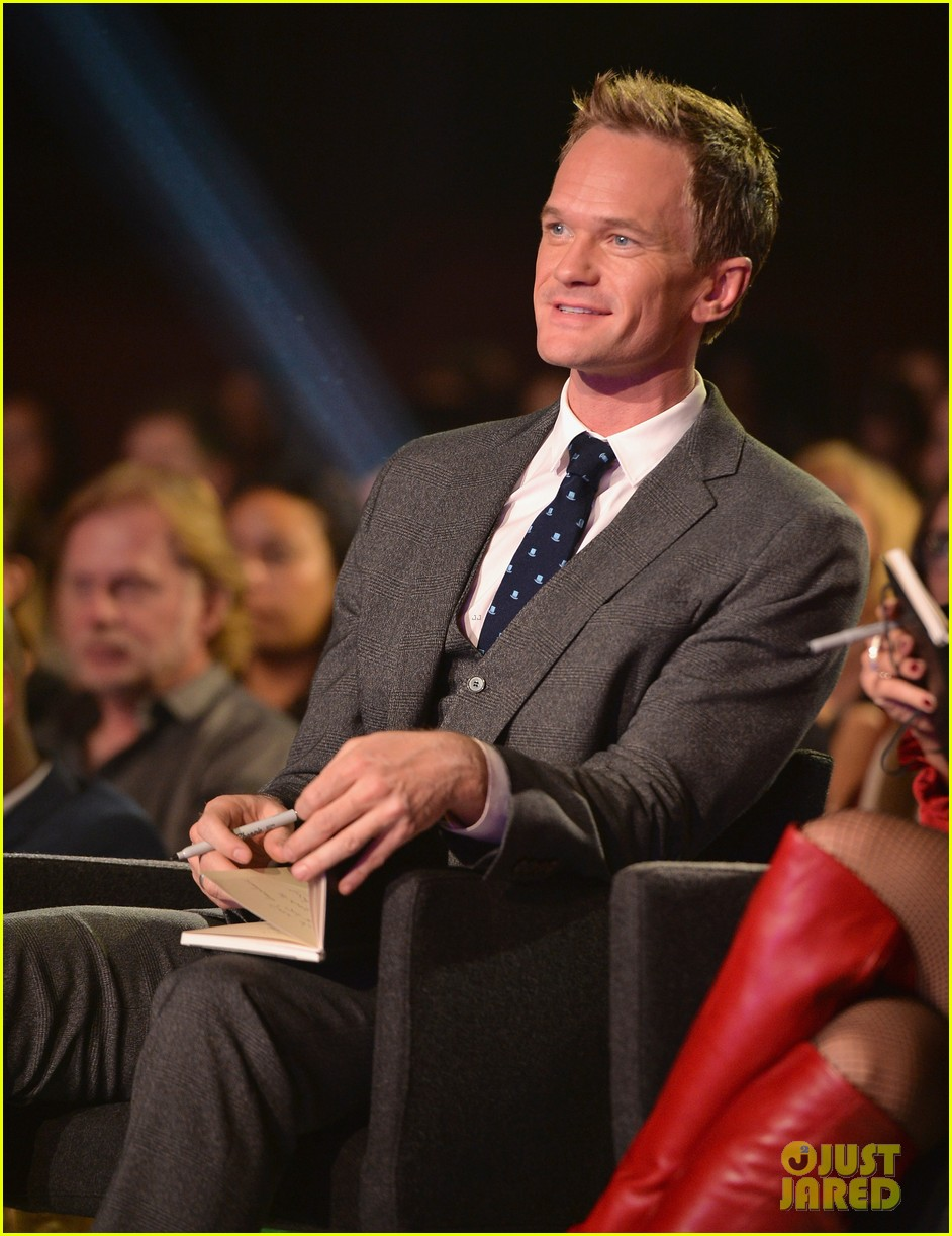heidi klum neil patrick harris under the gunn finale fashion show 15