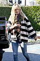 heidi klum post thanksgiving lunch with the kids 19