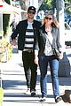 liam hemsworth browses furniture with mom leonie 07