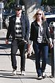 liam hemsworth browses furniture with mom leonie 10