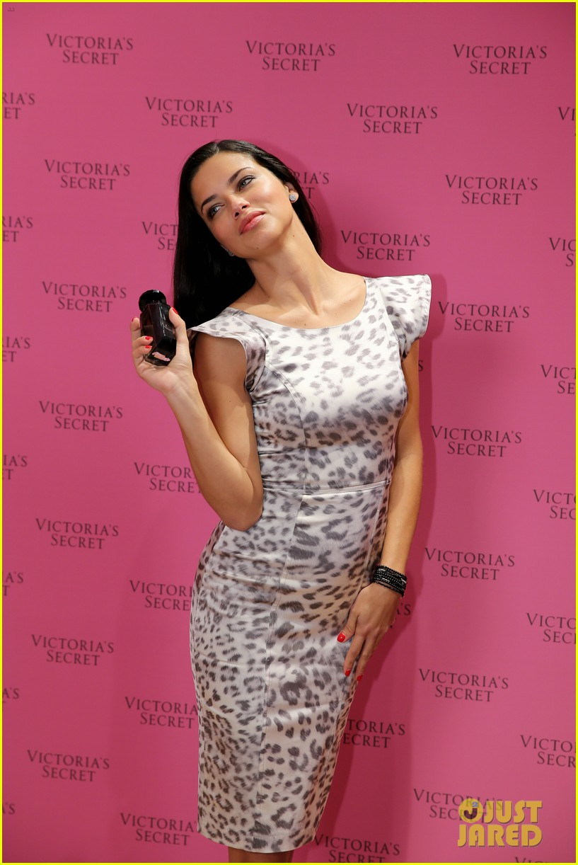 adriana lima launches victorias secret fantasy bra in dubai 213012888
