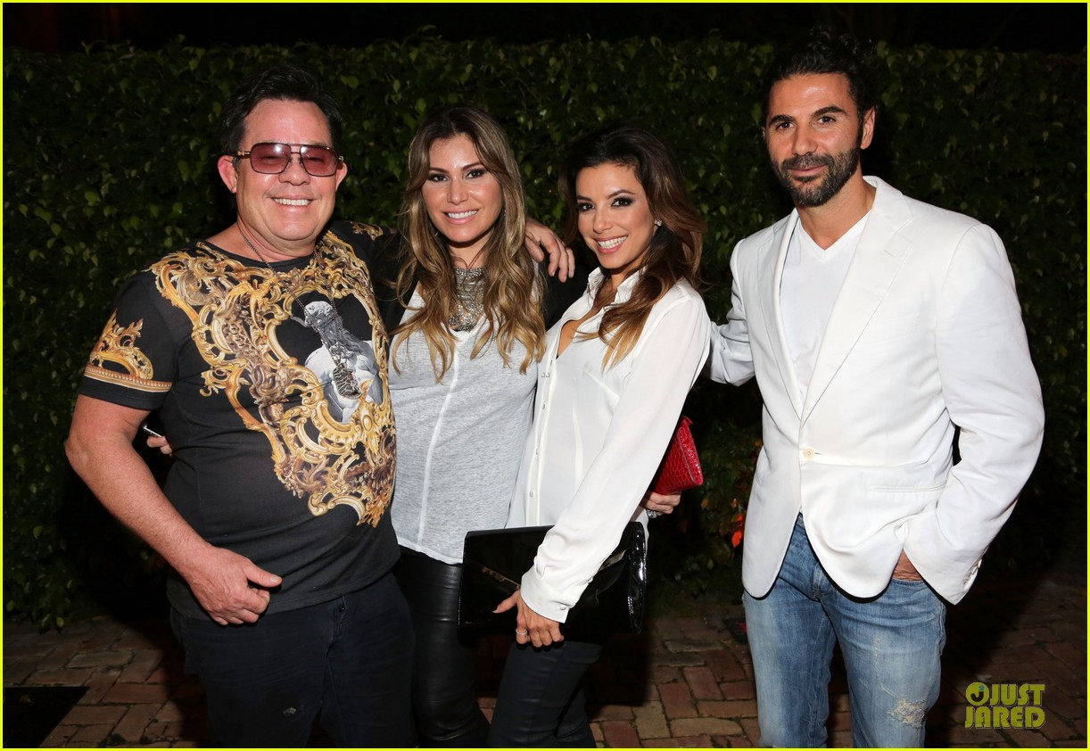 eva longoria art of fusion with new boyfriend jose baston 06