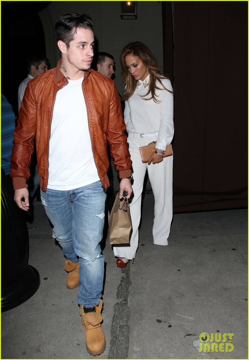 jennifer lopez casper smart craigs dinner date 013014092