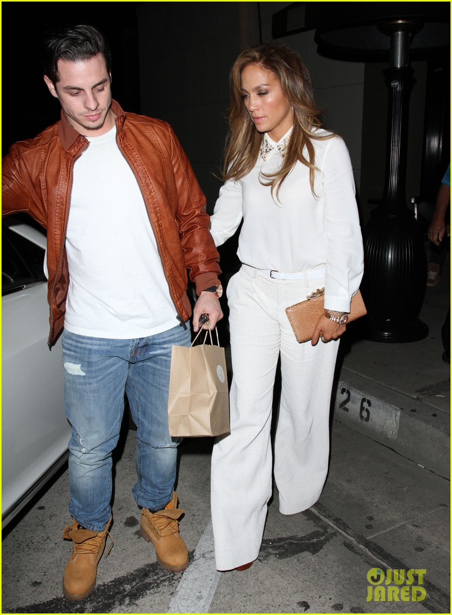 jennifer lopez casper smart craigs dinner date 07