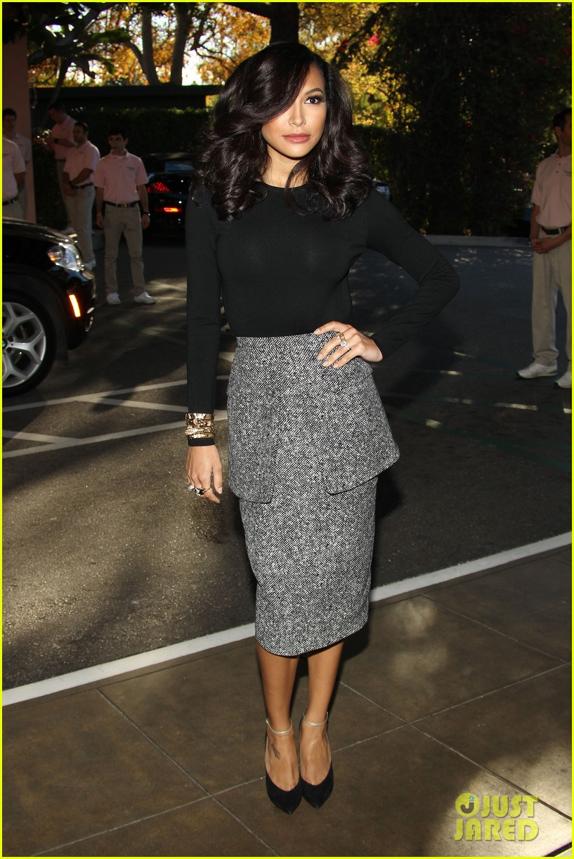 demi lovato naya rivera thr breakfast babes 17