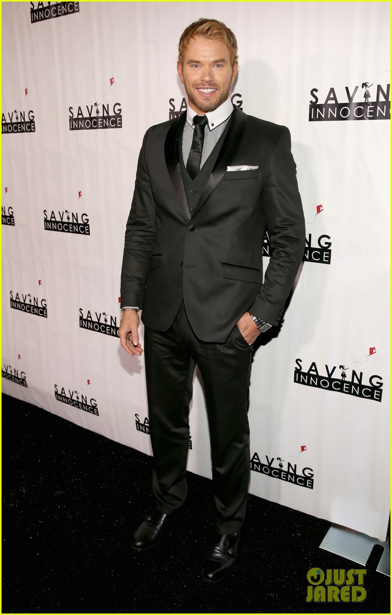 kellan lutz saving innocence gala with keke palmer 05