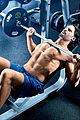 joe manganiello gives inside look at his shirtless gym workout photos 07