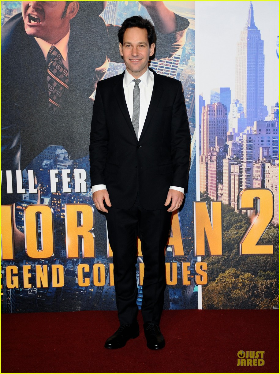 james marsden will ferrell anchorman 2 london premiere 09