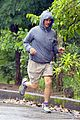 matthew mcconaughey braves the rain for a run in brazil 07