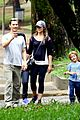 matthew mcconaughey family zoo trip in brazil 01