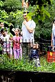 matthew mcconaughey family zoo trip in brazil 17
