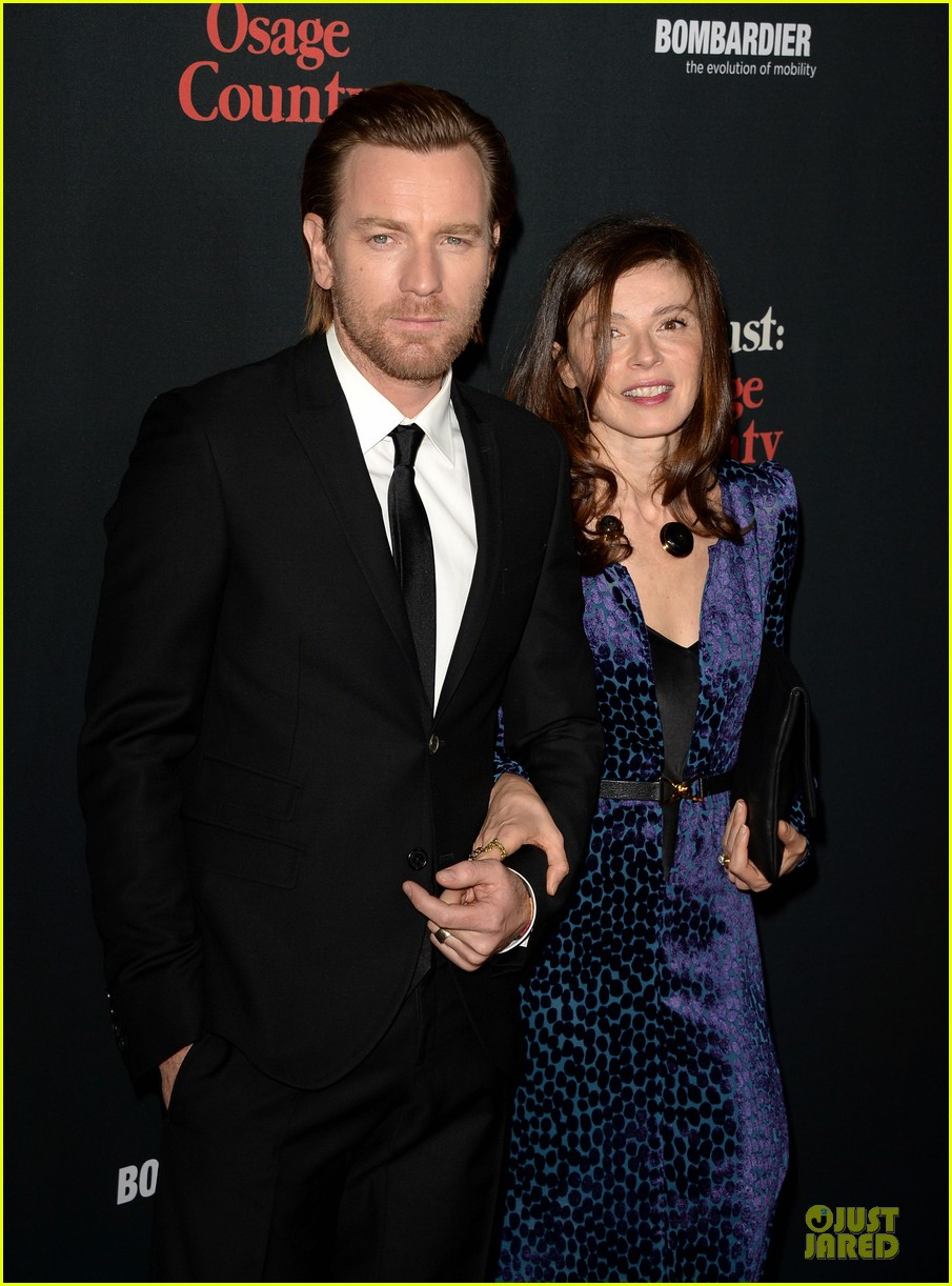 ewan mcgregor dermot mulroney august osage county la premiere 02