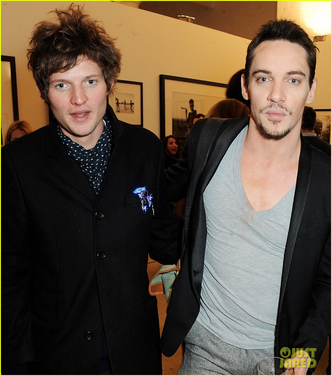 jonathan rhys meyers nikolai von bismarck photo exhibition 043004802