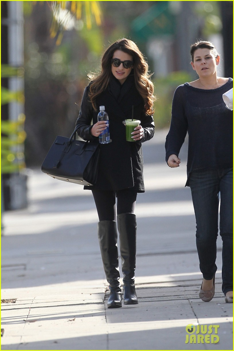 lea michele cannonball makes radio debut with elvis duran 083012922