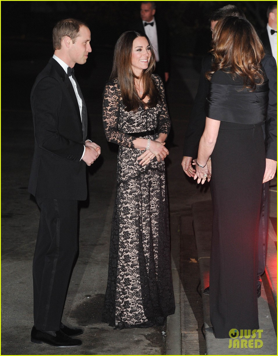 kate middleton prince william glam up for 3d movie premiere 01