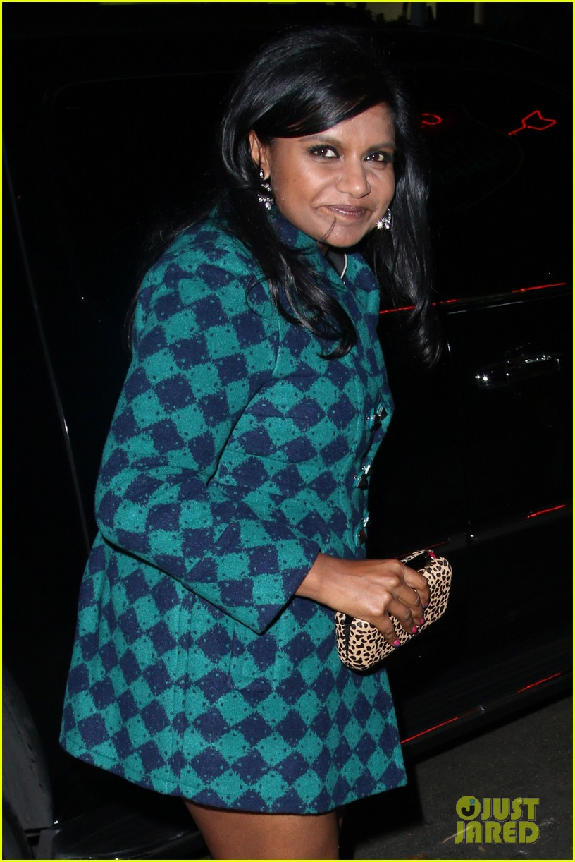 mindy kaling i like strong men which surprises people 023007733